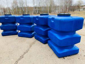 емкость 500 литров пластиковая
